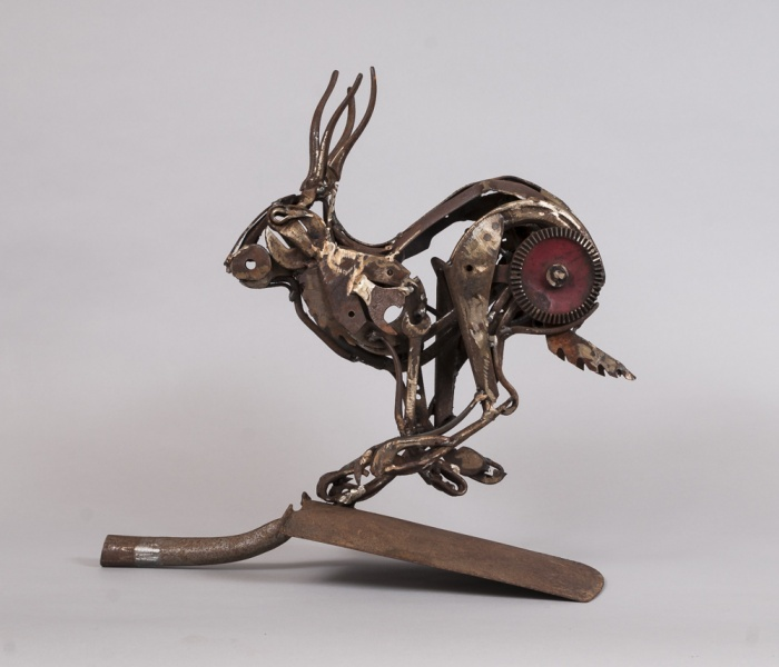 Running-Hare