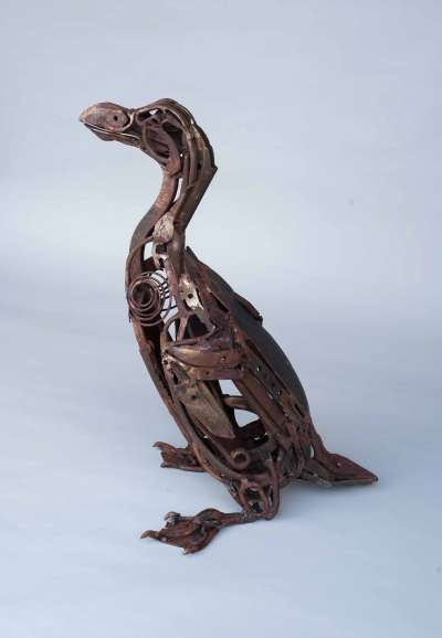 Sole Great Auk - Harriet Mead