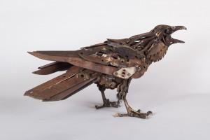 Sawblade Raven